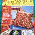 Broderie magique n°8