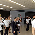 Flash mob air france a new york
