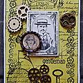 Carte steampunk