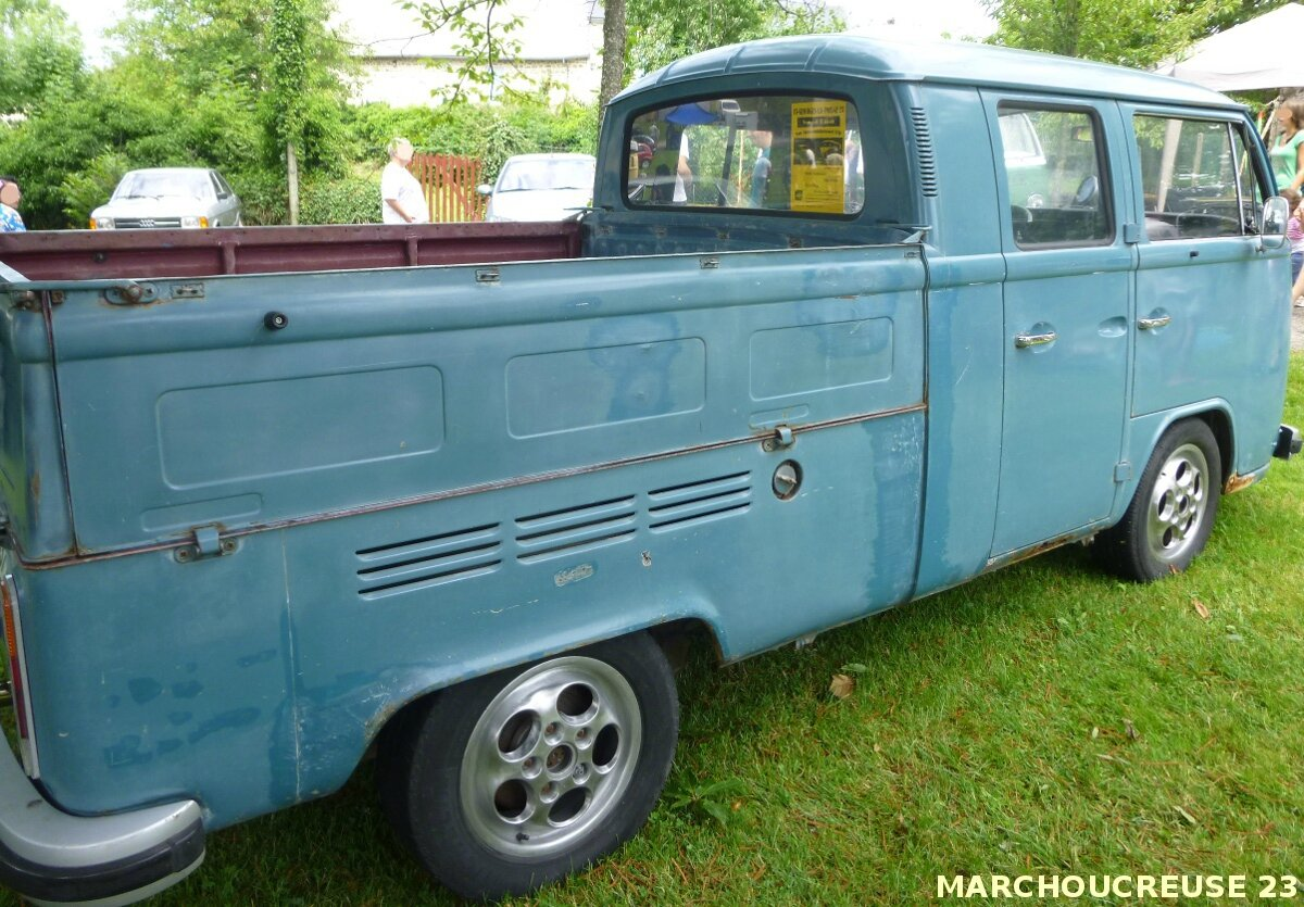 COMBI VW PICK UP CABINE