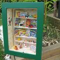 Petite boutique jouets réalisée par Valentin 7 ans