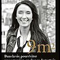 9 m2 - vanessa cosnefroy & stéphane delaunay - editions stock