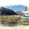 Venise place saint marc scrap