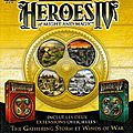 Heroes of might & magic 4 - gold edition