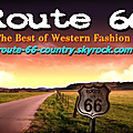 Sur la route 66 debut septembre 2011