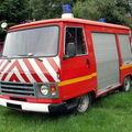 Peugeot j9 véhicules d'incendie