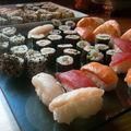Makis et sushis: deuxième!