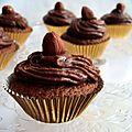 Cupcakes nutella©