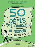 50 défis pour changer le monde couv