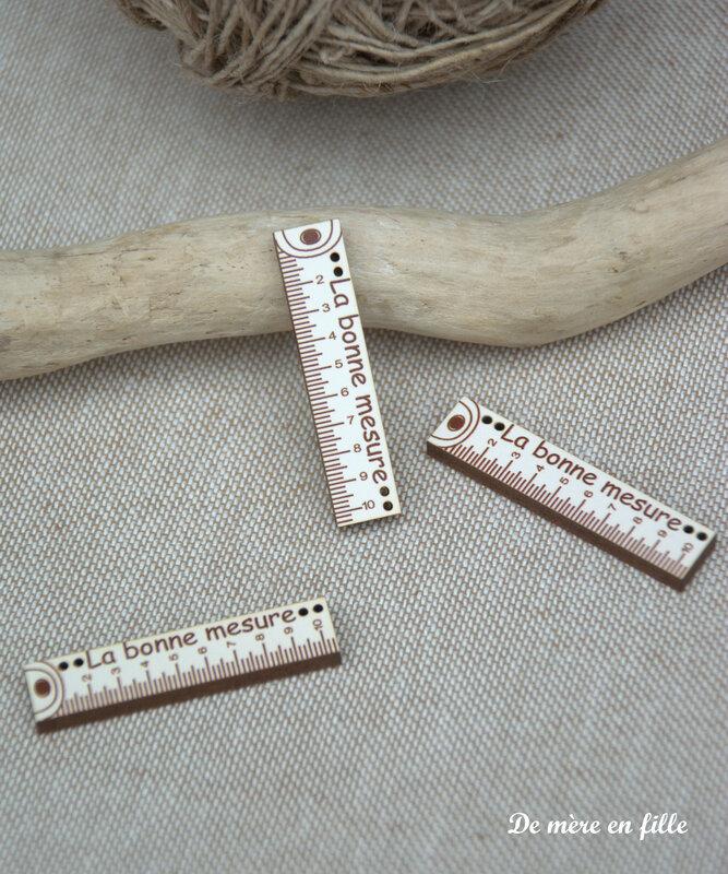 la bonne mesure ivoire