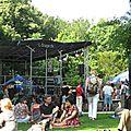 Concert au jardin anglais