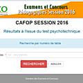 Men/deco/resultats definitifs cafop session 2016 publier ce mercredi 03/08/2016