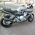 Eric alias La Richouille - Suzuki 1250 Bandit