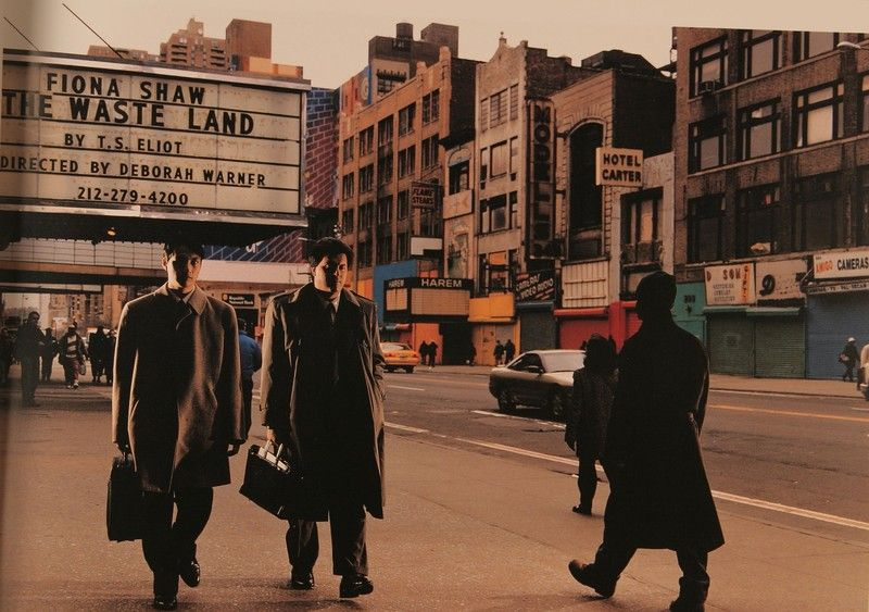 90. Philip-Lorca DICORCIA, « New York, 1997 », Streetwork, 1993-1997.