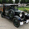 Peugeot 201t camionnette, 1927