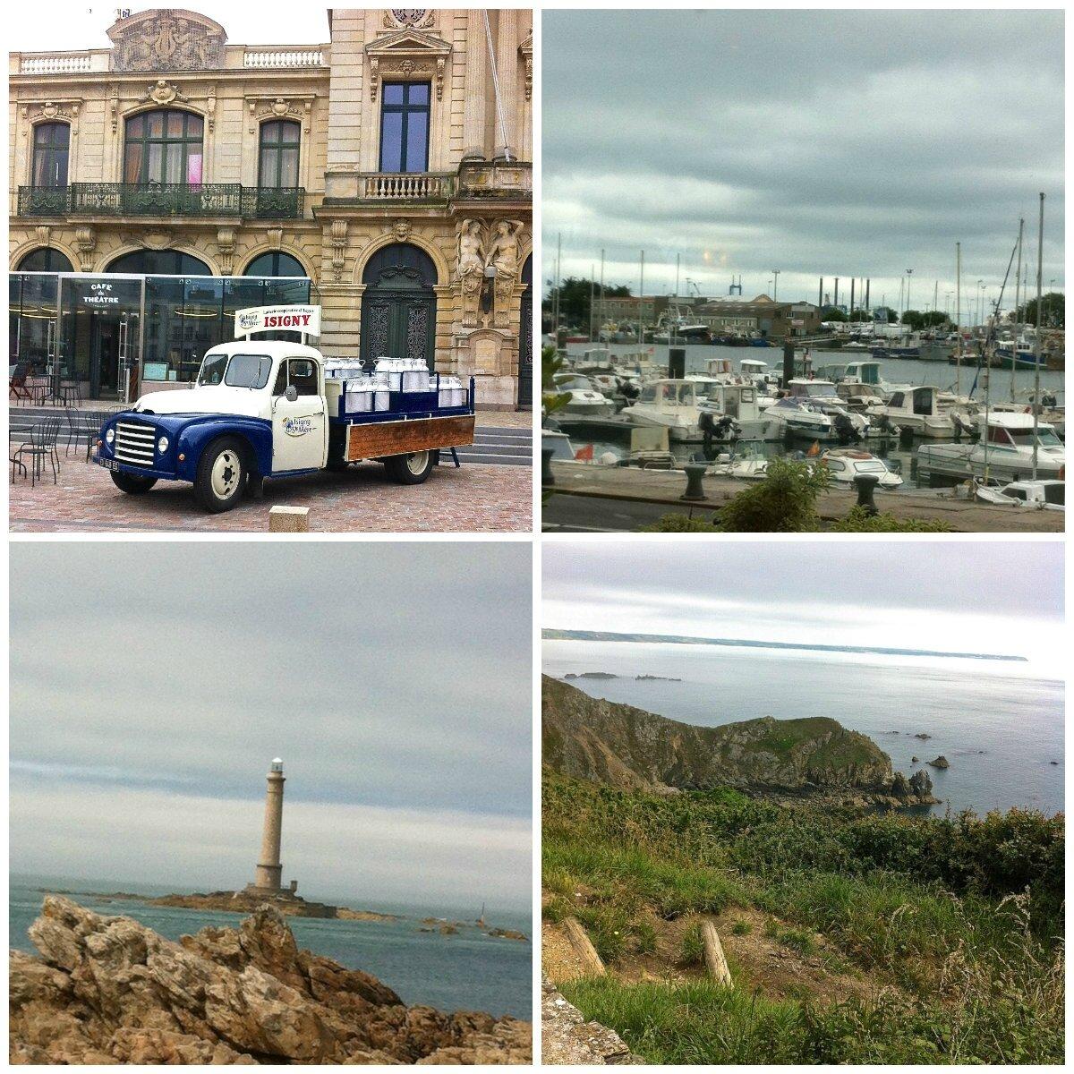 Cherbourg - Cap de la Hague - Le Nez de Jobourg