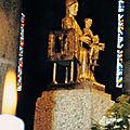 Rencontres sur les chemins des vierges romanes en majesté