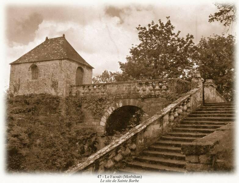 Sainte-Barbe, Le Faoüet