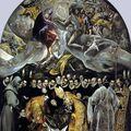 Tolède-Clin d'oeil Tableau du Greco