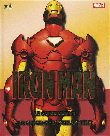 semic encyclopédie iron man