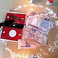 Portefeuille magique d'égypte/puissant portefeuille multiplicateur de billets de banque du grand maître marabout gounou