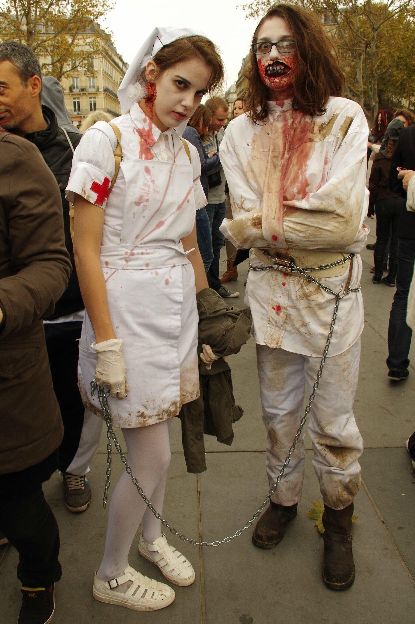 Zombie Walk Paris 2014 (35)