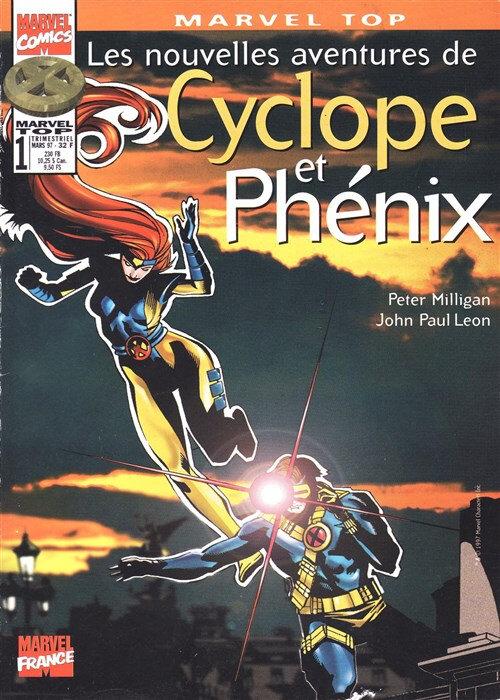 marvel top V1 01 les nouvelles aventures de cyclope et phenix