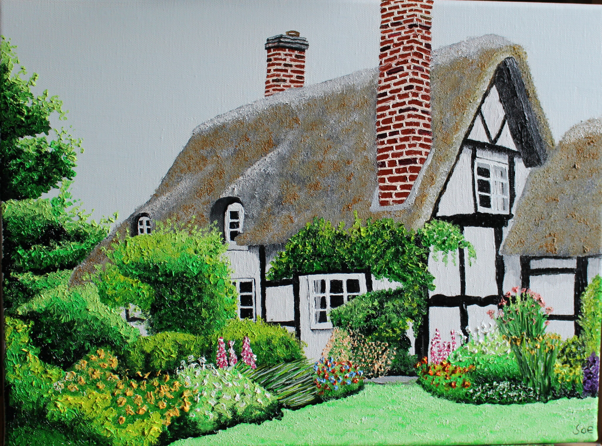 Another English Cottage,