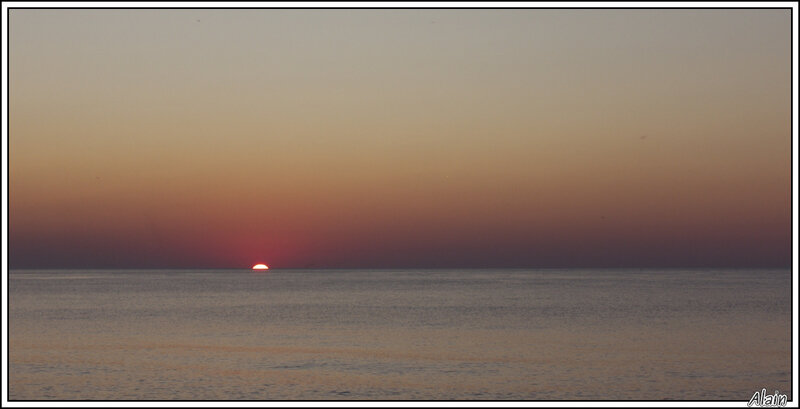 fini le soleil !