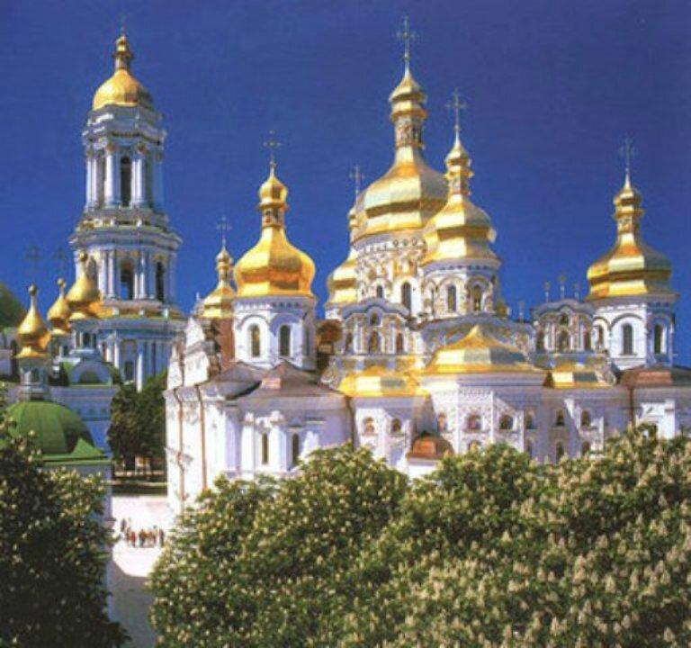 CATHEDRALE UKRAINE