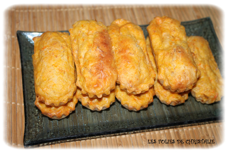 Cakes jambon courgettes 1