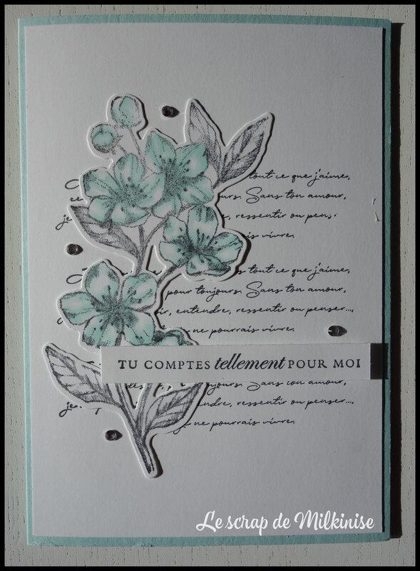 Carte fleur de cerisier bleue (1)