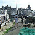 Le Croisic -Amélie , Titi et Alexandre -08/2011