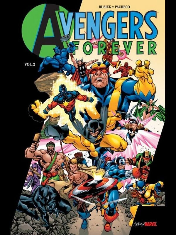 best of marvel avengers forever 02