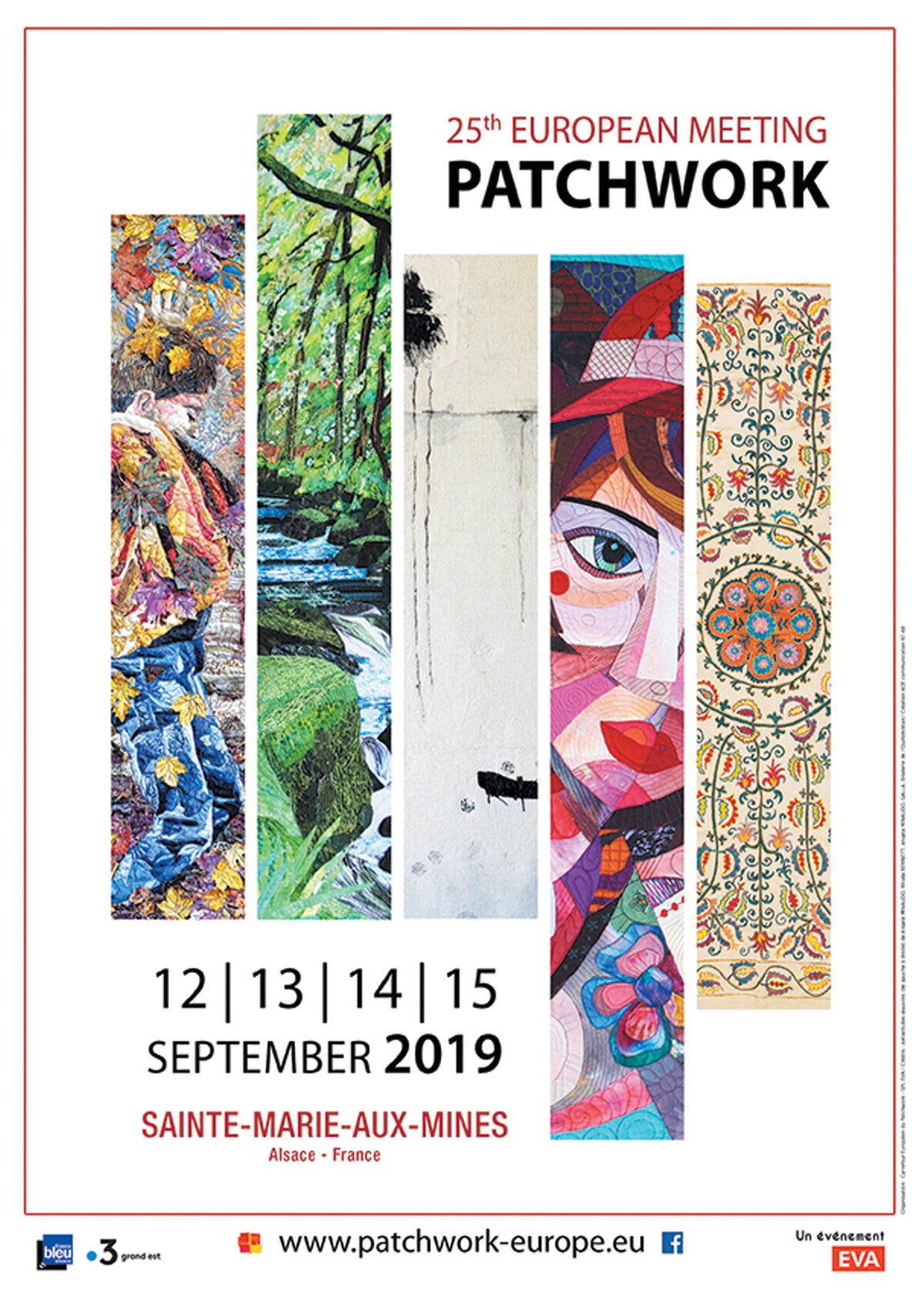 CARREFOUR EUROPEEN DU PATCHWORK 2019