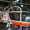 Le musée de l'air et de l'espace 2 : les hélicoptères