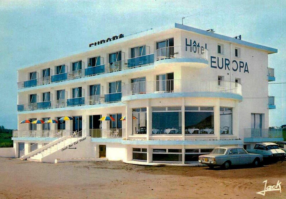 Quiberon (Morbihan), hotel Europa