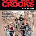 Marvel icon : supercrooks par mark millar et leinil yu