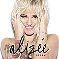 «blonde», sortie du nouvel album d'alizée, supervisé par @obispopascal le 23 juin dans les bac !