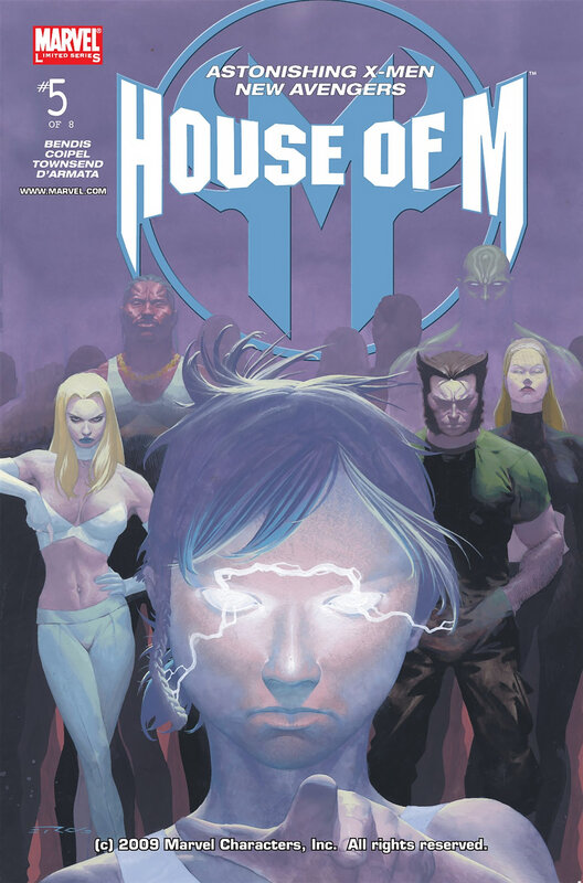 house of M 05