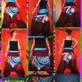 robe sarouel turquoise1