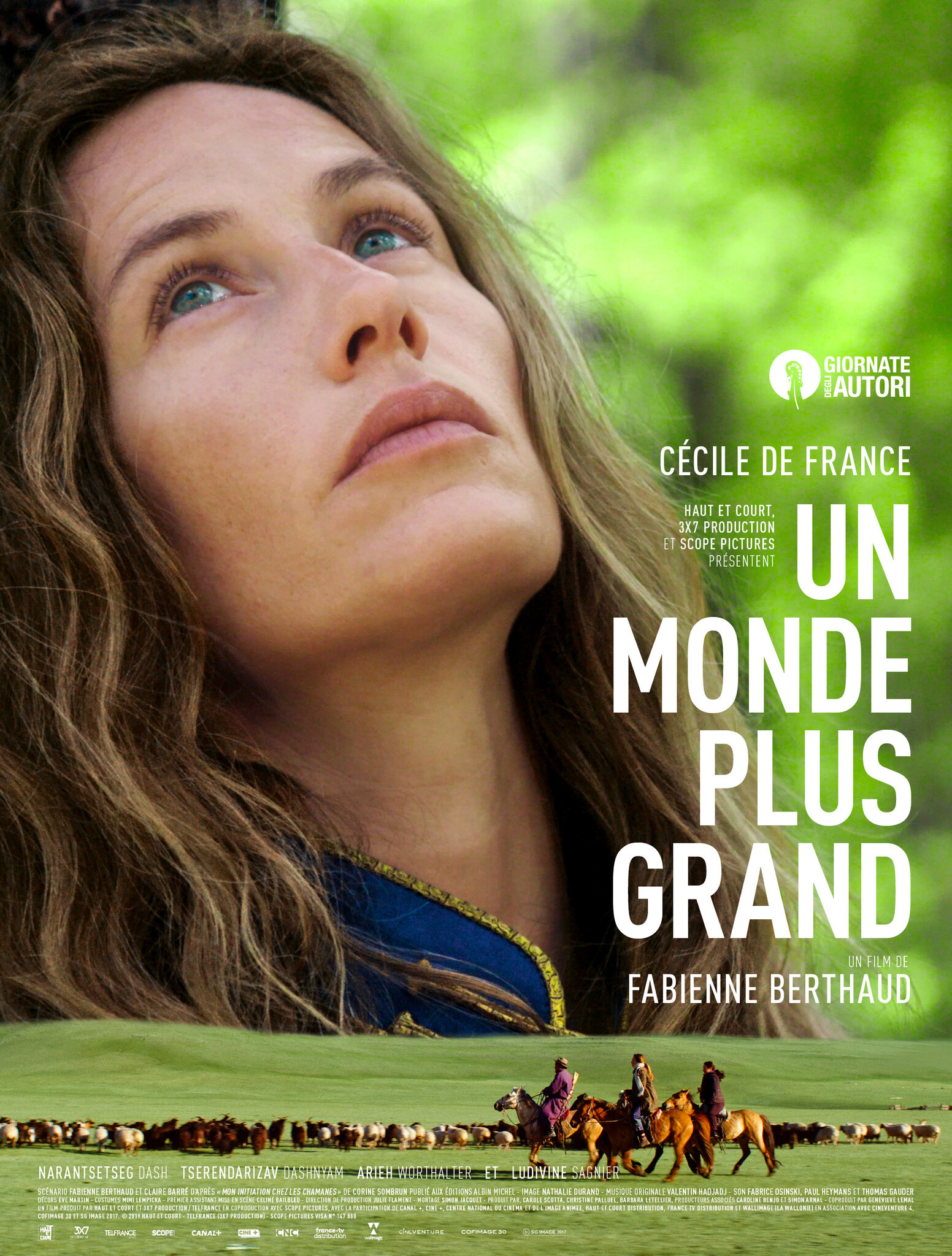 Un Monde Plus Grand Critique Un Film Ample Et Romanesque