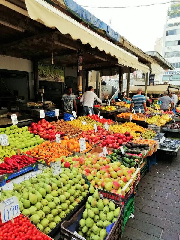fruits et lefumes