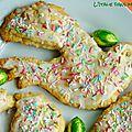 La scarcella de pâques, biscuit typique des pouilles
