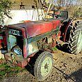 tracteur Mc Cormick 433 SA