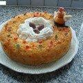 gâteau de Pâques 2007