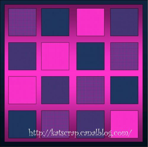 Carte Mosaique