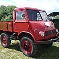 UNIMOG type 401 1956 Eutingen (1)