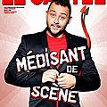 fabian le castel - medisant de scène: l'imitateur belge aux cent voix qui nous laisse sans voix !
