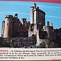 Bonaguil 1 - le chateau